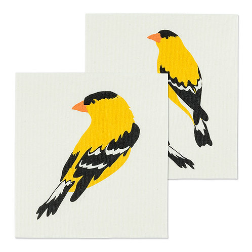 Finch Swedish Dishcloths - Set of 2