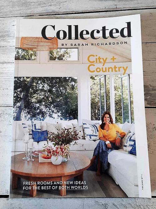 Signed Sarah Richardson Book City + Country
