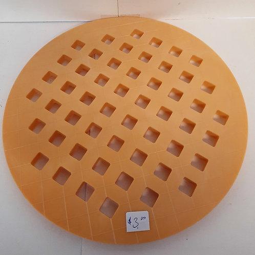 """Pie Crust Top Cutter 9.5"""" Diameter"""
