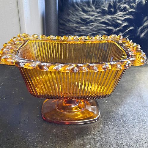 FTDA 1981 Gold Flower Vase