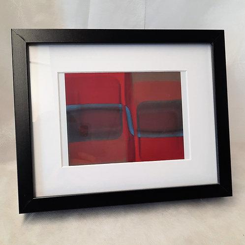 Red & Black Artwork
