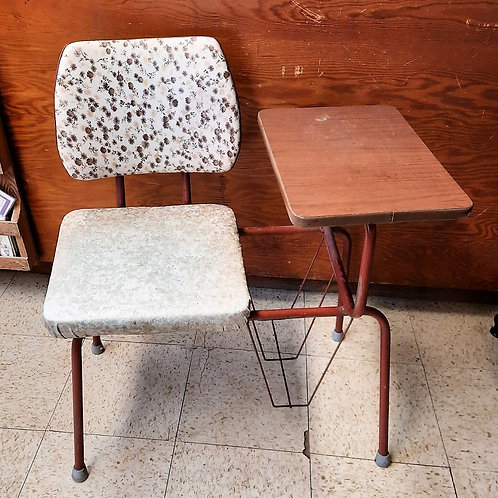 Mid Century Telephone Table