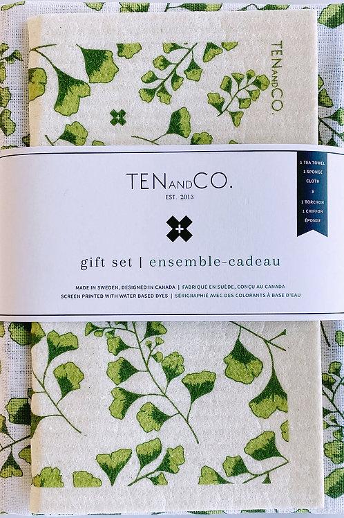 Ten & Co. Fern Gift Set