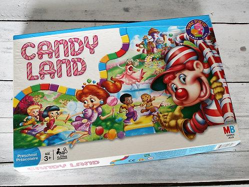 Milton Bradley Candyland Game