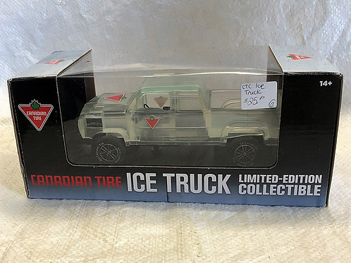 Canadian Tire Limited Edition Ice Truck
