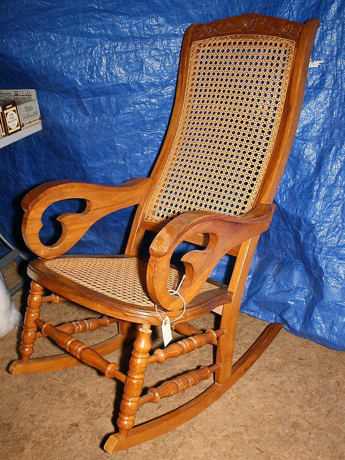 Rocking Chair Hand Made in Nicaragua