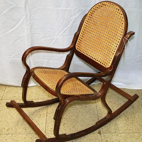 Child's Bentwood Rocking Chair