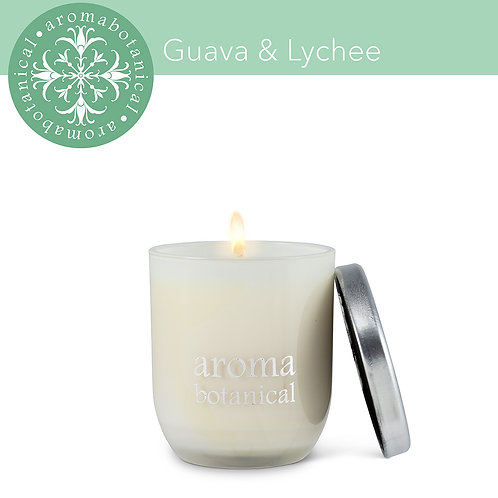 Small Guava Lychee Candle