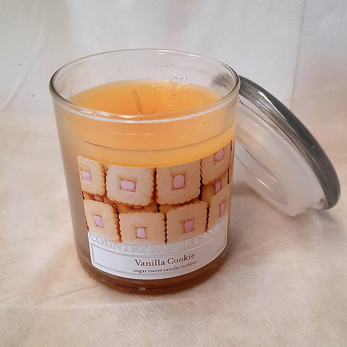 Country Home Vanilla Candle