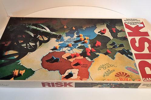 Risk Game - Great Condition