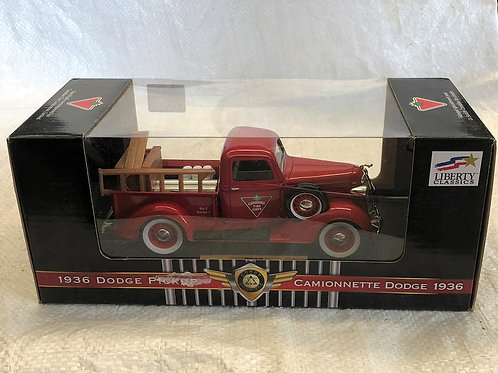 Canadian Tire 1936 Dodge Pickup Truck