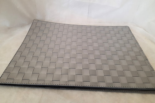Gray Placemats - Set of 6