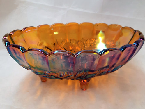 Rose/Gold Iridescent Bowl