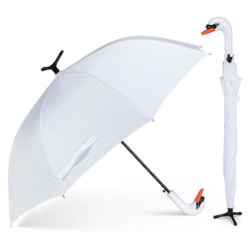 Swan Stick Umbrella