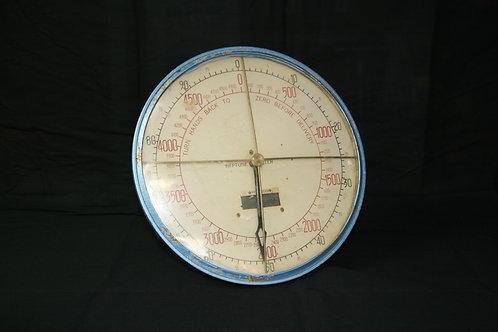 Vintage Neptune Liquid Disc Meter