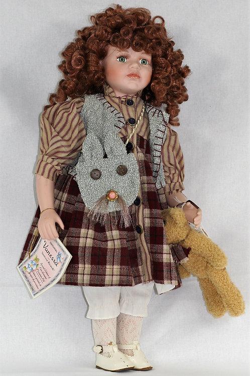 "Vanessa Ricardi 20"" Doll"