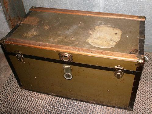 Old Steamer Trunk - 1