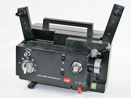 Elmo K100 8mm projector