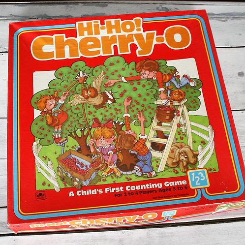 Golden Hi-Ho! Cherry-O Game