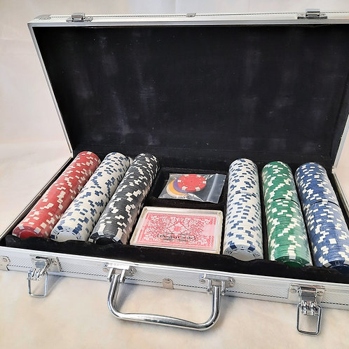 Poker Set - Never Been Used