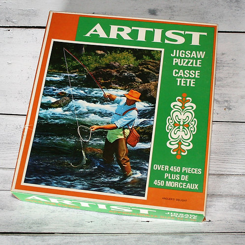 Fly Fishing Puzzle