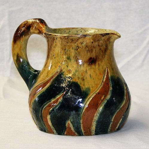 Paul Beau & Co. Ceramic Pitcher