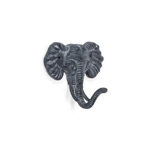 Elephant Head Hook
