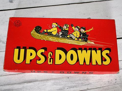 Copp Clark Ups & Downs Game