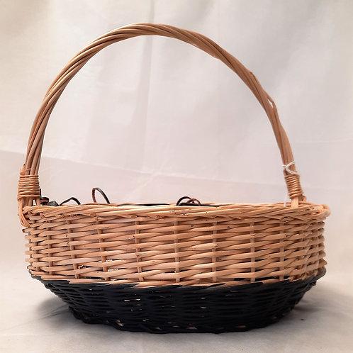 Grey Bottom Basket