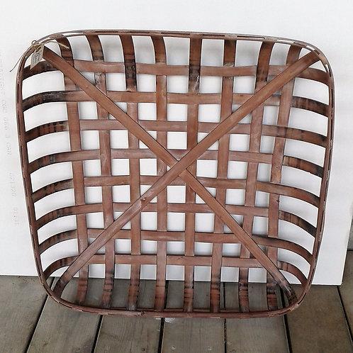 Square Tobacco Basket - Large