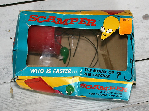 Scamper Mouse Catcher Game