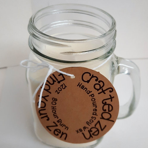 Crafted Zen 12 Oz. Candle