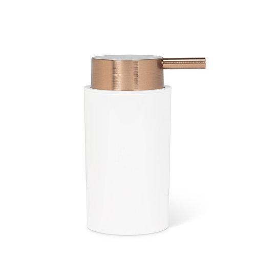 Cylinder Soap Pump Copper