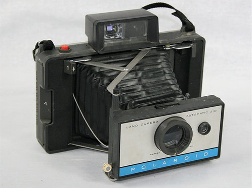 Polaroid Land Camera Automatic 210
