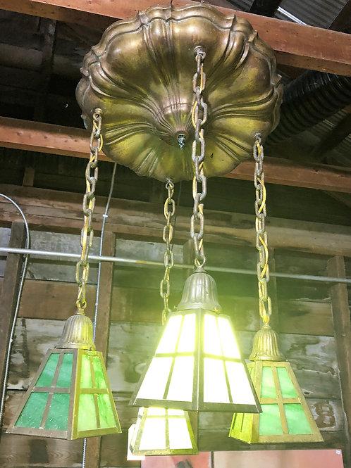Antique Light Fixture