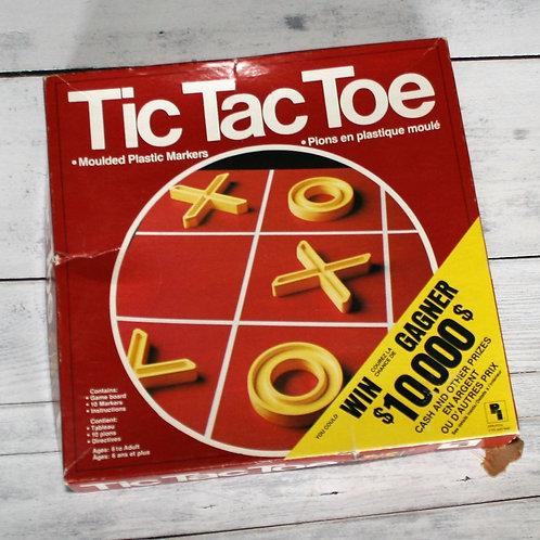 Playtoy Tic Tac Toe Game