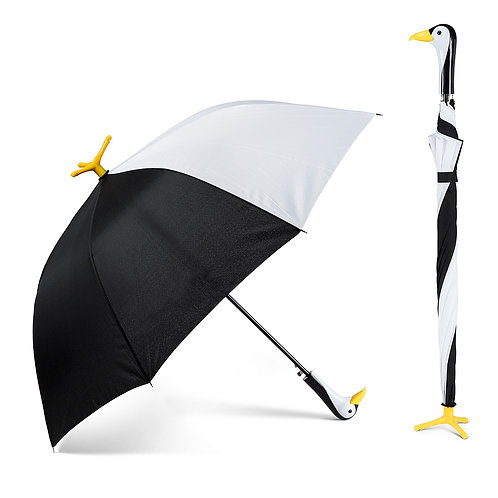 Penguin Stick Umbrella