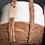 Thumbnail: White/Natural Straw Baskets - Small