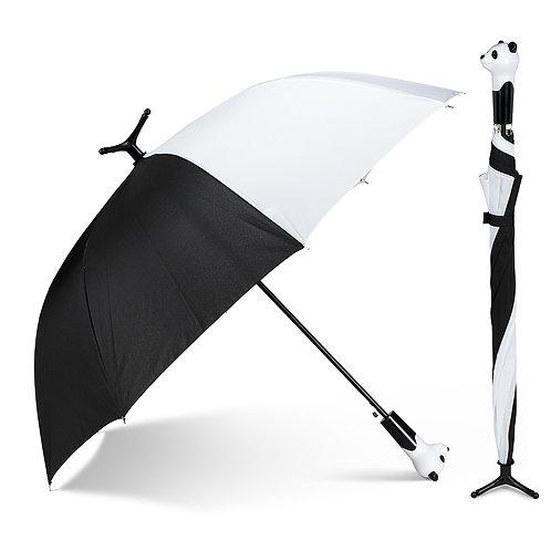 Panda Stick Umbrella