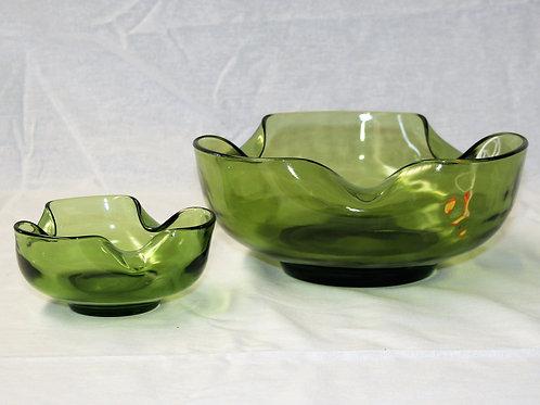 Green Chip & Dip Set