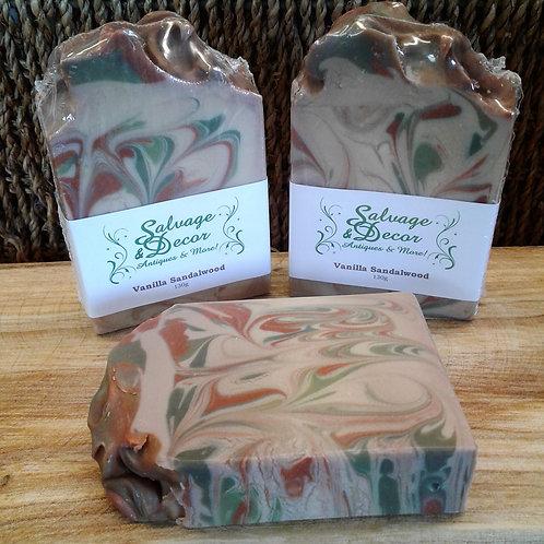 Salvage & Decor Custom Scent Soap