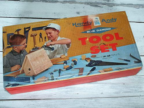 Handy Andy Tool Set