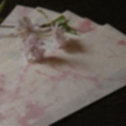 和紙の加飾加工と和紙研究