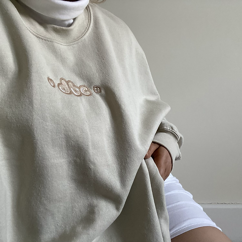 Sweater Weather: Sand Sweatshirt