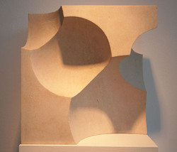 Sphere, Boolean, Cube. 2009