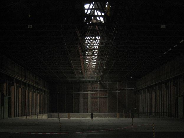 Workspace in Munster 2007.