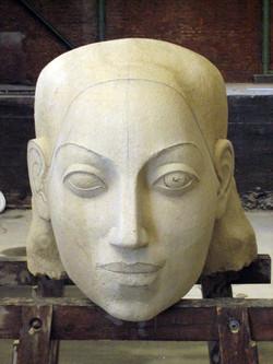 Egyptian Head.