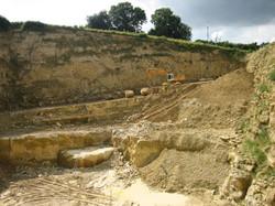 Quarry in Munster. 2007