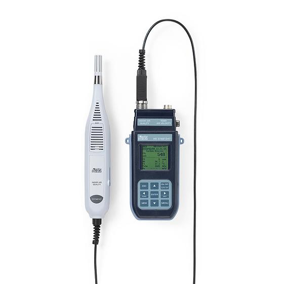 HD37AB1347 – Datalogger for IAQ analysis