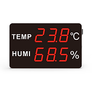 HE230C LED Display Temperature Humidity Data Logger